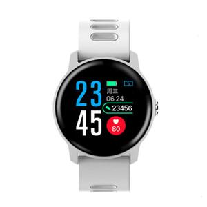 시계 팔찌 스마트 새로운 하트 S08 Rate 방수 알림 단계 다중 이동 모드