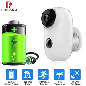 Batterie rechargeable Caméra IP sans fil Caméra EXTÉRIEURE SUR LA SÉCURITÉ DE LA SÉCURITÉ PIR CAPTEUR DE MOTION PIR CAM1
