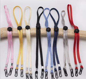 Face Mask Adjustable Lanyard Extension Handy Convenient Windproof Rope Rest Ear Holder Hang On Neck String Hat Lan bbyQwD yh_pack
