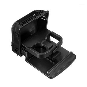 New Cup Cup Holder Auto Central Console Armrest Holder Trasero para Golf 5 6 2006-2009 EOS 2006-20111