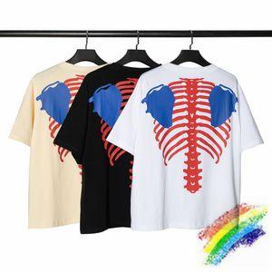 Абрикосовые черные белые футболки мужчины женщины 1 самые качественные печатные футболки вышивка Tee Tops