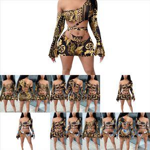 Drns Elbise Yeni Pasta Kadın Twodress Artı Boyutu Siyah Twosetleri Bayan Uzun Elbise Seksi İki Varış Kollu Donanma Mavi Yüksek Yaka Elastik Tops