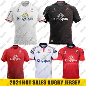2021 Ulster Rugby Jerseys camisa casa longe kukri Tamanho S-5XL shirt maillot de rúgbi ULSTER National Rugby League