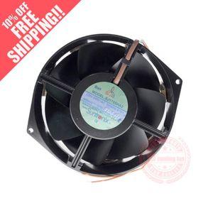Новый Suntronix San Jun Axial SJ1755HA2 AC220V Металлическая рама Металлический вентилятор Клинок высокой температурой Устойчивость к частоту Вентилятор охлаждения