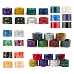 Honey Comb Resin Drip Tips 5 Styles Cobra Mouthpiece Drippers for TFV16 Tank TFV8 Baby V2 Atomizer Stick V9 Max Kit