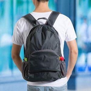 Lightweight Foldable Backpack Waterproof Backpack Folding bag Ultralight Outdoor Pack for Women Men Travel Hiking Rucksack