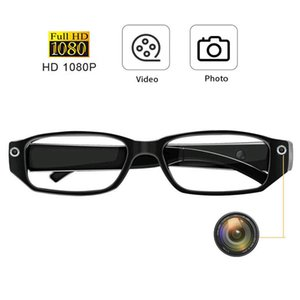 1080p HD Smart Glasses Fotocamera Foto Recorder Mini DV Camcorder Mini cam occhiali da cam