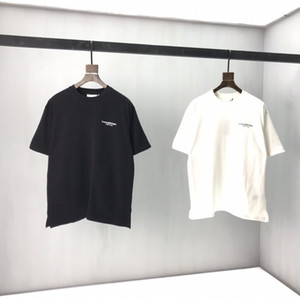 Jerry Lorenzo Peur de Dieu Essentials Spring 2021 Nouveau Logo Alphabet Coton à manches courtes Coton Limited T-shirt