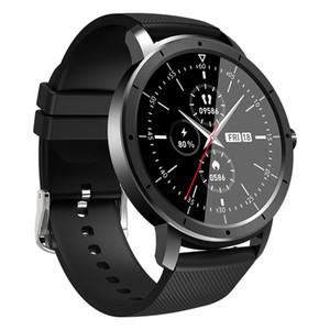 HW21 Teléfono móvil a prueba de agua SmartWatch BT 5.0 Wireless Smartwach Pantalla táctil completa Reloj de pulsera deportiva