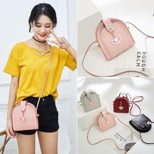 Borsa Nuove piccole signore Hansomfy Messenger Bag Feminina 2020 LD-12 PU e mini signore Mini Diagonal Spalla Donne JDITL