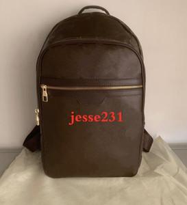 Classico di alta qualità di moda sacchetti di Duffel unisex in pelle Pu donne e degli uomini sacchetto di scuola borse zaino Style Travel Bag