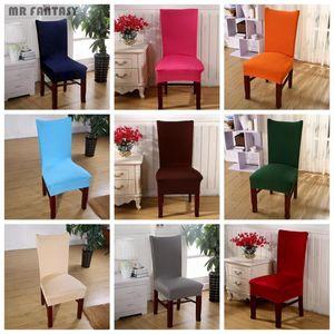 Evrensel Düğün Sandalye Stretch Spandex Klozet Kapakları Sandalye Düz Tabanlı Kapak For Wedding Banquet Süsleri YYY9270 Kapaklar
