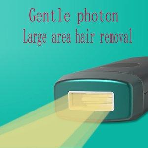999999 Flashes r Permanent IPL Photoepilator Hair Removal Painless Electric Epilator EU Plug Dark As shown