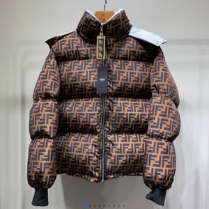 2020 Moda casacos mens jaqueta de luxo inverno imprimir topo venda quente jaqueta com capuz hig longa seção de tag dos homens Marca completa carta corpo de alta qualidade