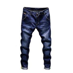 Fashion Skinny Men Straight slim elastic Jeans Mens Casual Biker Male Stretch Denim Trouser Classic Pants