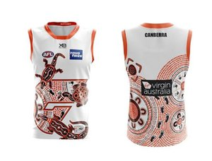 2020 GWS GIANTS INDIGENOUS GUERNSEY RUGBY TRAINING JERSEY size S-M-L-XL-XXL-3XL