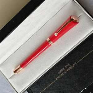 عالية الجودة القلم المشاكل مارلين مونرو توقيع الأقلام الفاخرة الحبر المعدني القلم رولربال القلم الكتابة مكتب اللوازم المدرسية مع قبعة اللؤلؤ