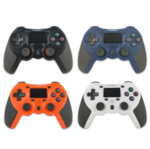 SHOCK 4 Wireless Bluetooth Hand Controller For PS4 Game Controllers Vibration Joystick Gamepad Game Controller With Retail Box DHL