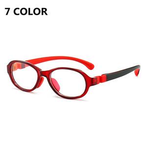 어린이 광학 안경 푸른 빛 차단 안경 컴퓨터 게임 고글 안티 블루 광선 안경 안경 안경 안경 gafas de sol