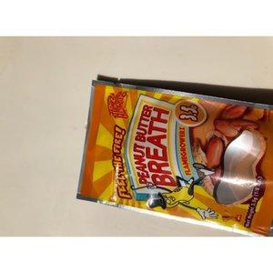 Feuer Erdnuss Butter atmen kalifornien 3.5-7g Köstliche Verpackung Mylar Taschen Bbymrn