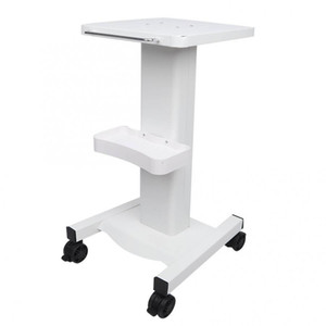Professional ABS Beauty Salon Trolley Salon Pedestal Rolling Cart Wheel Stand Hair Salon Accessories free shipping
