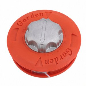 Elétrica Trimmer grama do cortador de escova Trimmer cabeça cortador de relva Acessórios Universal Bump alimentação Linha principal 74Hm #