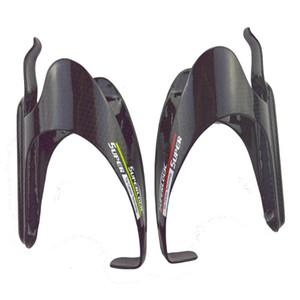2adet / lot Carbon parlak MTB Yol Dağ Bisikleti Bisiklet Su Şişesi Kafesleri Bisiklet Şişe Tutucu Ultralight Gidona Montaj 74mm