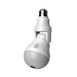 xiaovv D5 Panoramic Bulb Light Camera Full HD 1080P 360 Degree Fisheye Wi-fi Wireless LED Light lamp IP Dome Security Camera
