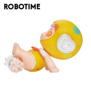 Caja de la persiana Robotime Rolife Serie Yoola Acción Unboxing Juguetes Figura Muñecas Modelo especial exótico regalo para los niños, adultos 200928