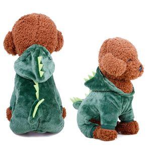 خريف شتاء كلب القماش نمط جديد المرجان المخملية التكتيك الكرتون دافئ الملابس توريدها جرو لطيف تغيير الملابس عالية الجودة 12 5md M2