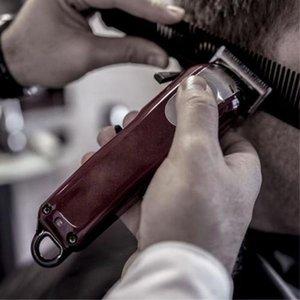 8148 Magie rot Männer Elektrische Haarschneider Cordless Adult Razors Professionelle Lokale Friseur Haarschneider Corner Razor Hairdresse