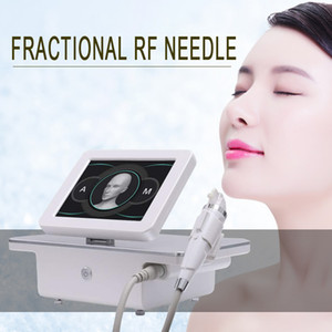 Hot Sale! Fractional RF Microneedle Machine Skin Tighten Wrinkle Removal Therapy Facial Body Stretch Mark Acne Removal Skin Lifting Machine