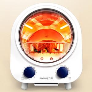Alternar forno à vontade, agregado rotativo de aquecimento pequena bicarbonato de tambor forno, o controlo preciso da temperatura e tempo de mini elec automática