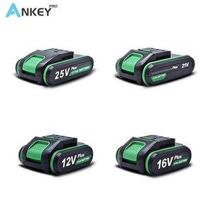 12 V 16V 21V 25 V Plus Batteria per trapano a mano elettrico ricaricabile di alta qualità 201226