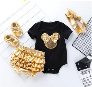 This year's new summer new girl baby high quality cotton short sleeve romper suit 0-2 years old baby creeper manufacturer wholesale