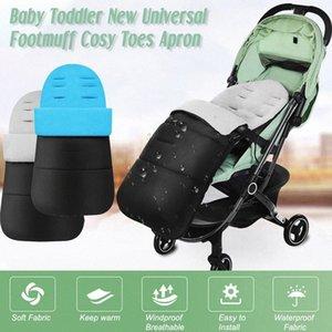 Bebek Pram Tekerlekli Bebek Arabası Aksesuarları Moh3 için # Çanta Yenidoğan Ayak Kapağı Uyku Tulumu Kış Kalın Sıcak Bebek Stroller Sleeping