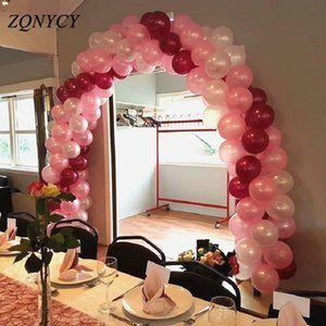 10pcs lot 3.2g Pearl Latex Balloons Helium Air Balls Inflatable Wedding Decoration Birthday Party Balloons Baby Shower Favors wmtpqo