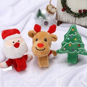 Toys Creative Gift Christmas Decorations Circle Watch Children Clapping Ring Bracelets Costume Props
