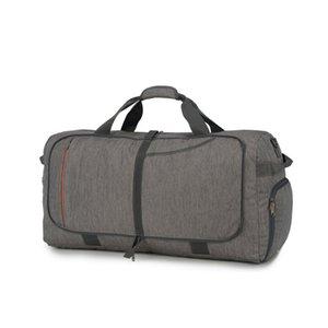 2020JXSLTC húmeda y nylon separación en seco maletas y bolsas de viaje dos tamaños de gran capacidad del bolso del almacenaje del recorrido al aire libre plegable