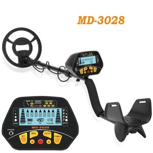 MD-3028 Metal Detector Underground Gold Detector Metal High Sensitivity Treasure Pinpointing Gold Finder1