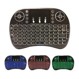 I8 Air Mouse sans fil 2,4 GHz mini clavier télécommande pour ordinateur portable / Desktop / Android / TV Box / VR Box / Tablet