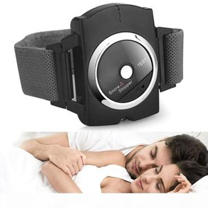 Health Care Snore ABS Snore Device Wrist Electronic Snoring Device Infrared Snoring Device Preventing and Preventing Snoring