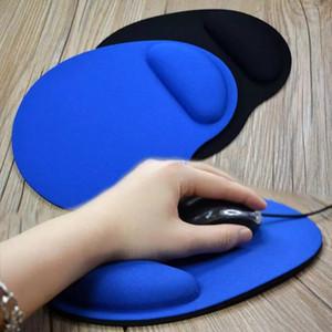 Wrist Mouse Pad игры Коврик для мыши с запястий для компьютера портативный ноутбук клавиатура мышь MatHand Rest Мыши Pad