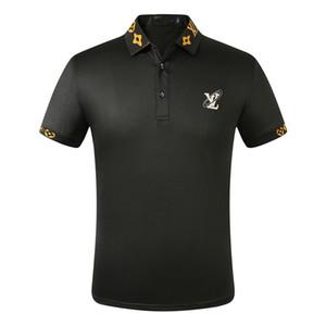 20ss verão Best Selling Eden Park Curto Polo For Men Bom Qualidade Fashion Design Big Size frete grátis M L XL XXL 3XL