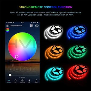 Wifi Ir Controller Rgb 5050 2835 Led Light Strip Rgb 5m 10m 15m 20m Tape Diode Dc 12v Remote Control Adapter Swy wmtiqg pets2010