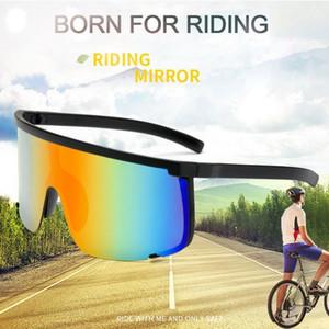 Pare-Newcycling extérieur sports soleil anti-voyeur UV400 lunettes tendance de la mode de eyewears de moto équitation