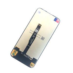 Pantalla LCD para Huawei piezas P40 Lite JNY-L21A JNY-L01A JNY-L21B JNY-L22A JNY-L02A 6,4 pulgadas Asamblea No Frame Reemplazo Negro