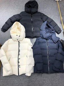 moncler monclair moncle moncl Tasarımcılar Erkek Kış Maya Aşağı Ceket Rahat Yumuşak 90% Kaz Rahat Leveda Moda Adam Hoodie Winterjacke Kazak Mont Boyutu 1-5