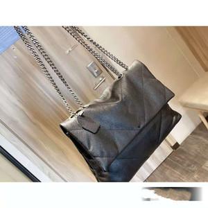 Designer concebido marca de alta qualidade bolsa de couro macio saco de ombro cadeia, tamanho grande: 34 centímetros * 24 centímetros. pequeno tamanho 29 centímetros * 21 centímetros