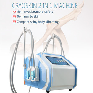 Newest Cryolipolysis Machine Cooling Freeze Fat Burn Non Vacuum Slimming fat removal Breast Enhancers Slimming Body Shape and Lifting